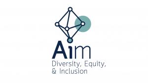 AIM for DEI Logo