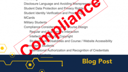 Policy with compliance stamp over the top of it