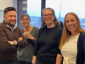 Academic innovation team members