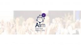 AIM XR Logo Header