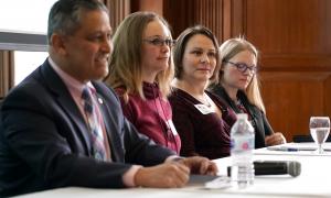 data showcase panelists