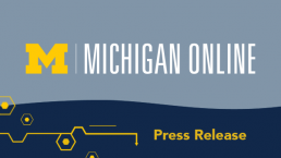 Michigan Online Press Release