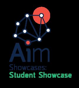 Aim Student Showcase Logo