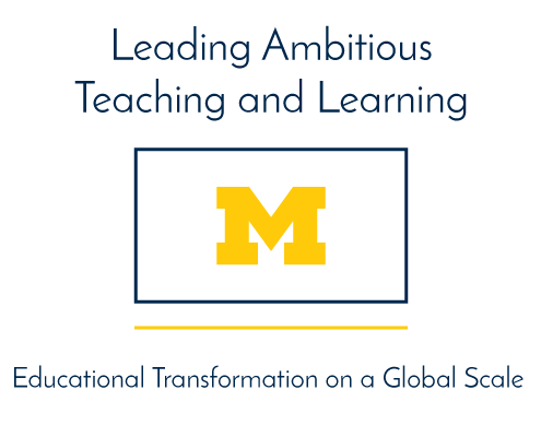 Leading Ambitious Teaching and Learning