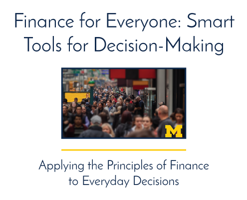 Finance for Everyone: Smart Tools for Decision-Making
