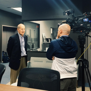John Beilein at the DEI Lab