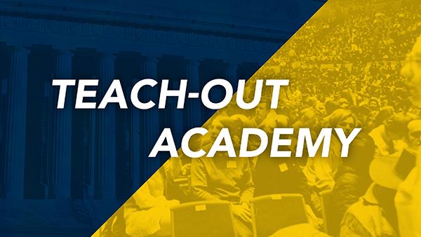 Teach-Out Academy