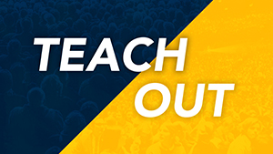 University of Michigan Teach-Out Series