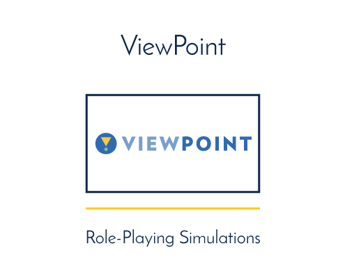 ViewPoint, role-playing simulations