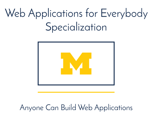 Web Applications for Everybody